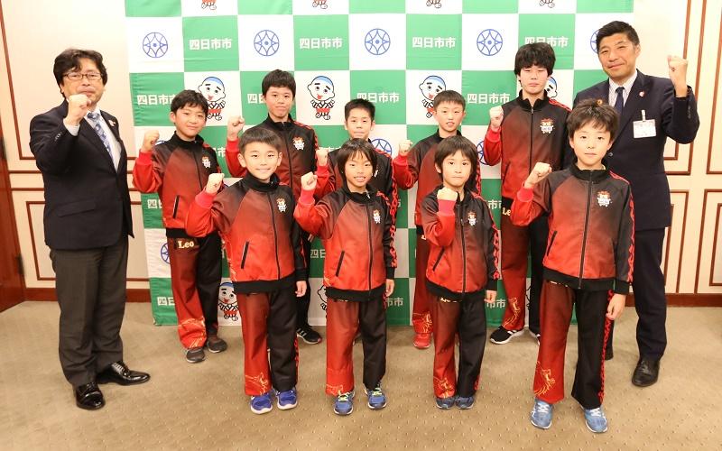 新 全日本 体操 ジュニア